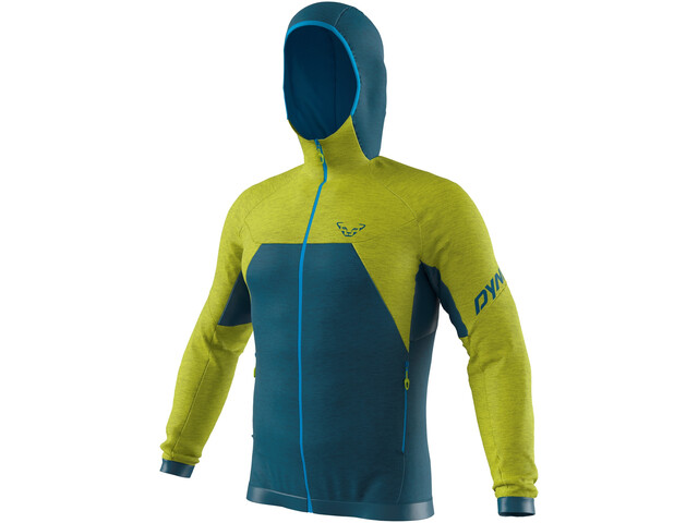 Dynafit Tour Wool Thermal Hoody Men moss